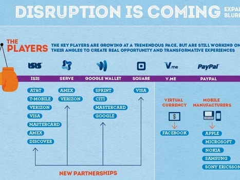Delusional Units of Value or The Future of Money and Mobile Commerce [INFOGRAPHIC] | digitalassetman | Scoop.it