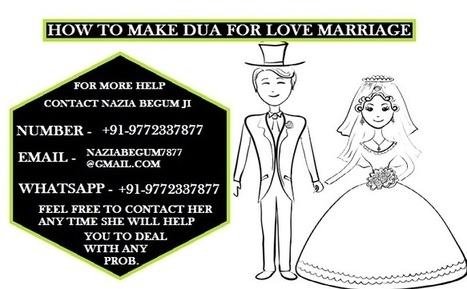 Dua to Get My Love Back Forever - BEST WAZIFA F