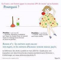 7 avril: le jour de vérité sur l'inégalité... - Challenges.fr   Personal branding   Scoop.it