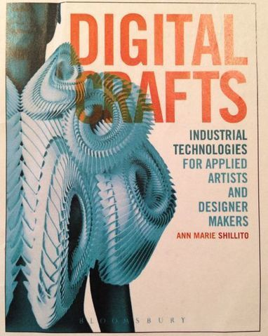 Digital Crafts: A Book for Artists Exploring 3DPrinting - Fabbaloo - | Architecture, design & algorithms | Scoop.it
