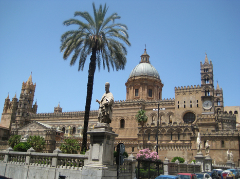Palermo Cathedral | Italia Mia | Scoop.it