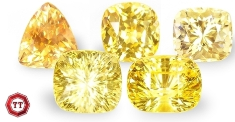 Ceylon Yellow Sapphire Gemstone Price Online in