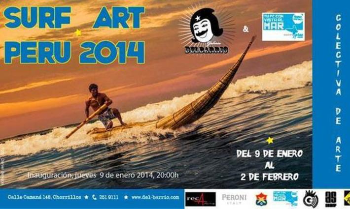 Surf Art Perú 2014: El caballito de totora es nuestro! | La Republica (Pérou) | Kiosque du monde : Amériques | Scoop.it
