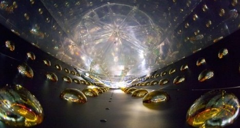 Forget the Higgs, neutrinos may be the key to breaking the Standard Model   Amazing   Scoop.it