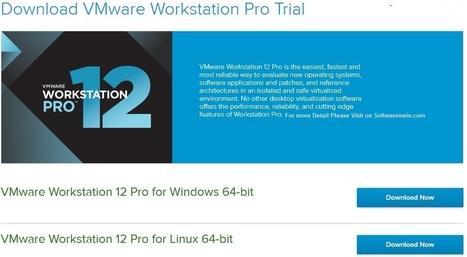 vmware workstation 12 pro download