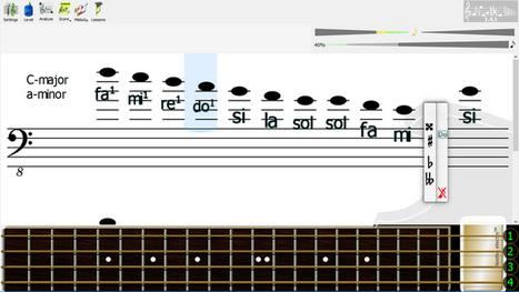 Nootka - Une application pour apprendre la notation musicale classique | Chroniques libelluliennes | Scoop.it