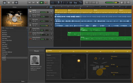 GarageBand for Mac gains three new Drummers, can now export to MP3 and more | All Things Mac | Scoop.it
