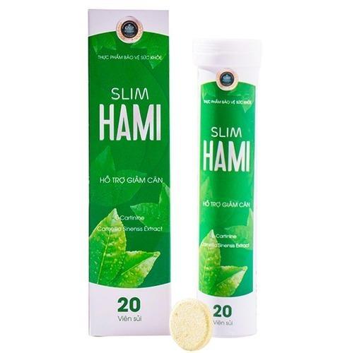Viên sủi giảm cân Slim Hami có tốt không, mua ở đâu, giá bao nhiêu? | Health