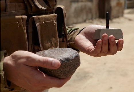 'Spy Rocks' Could Be the Military's New Secret Weapon | LibertyE Global Renaissance | Scoop.it