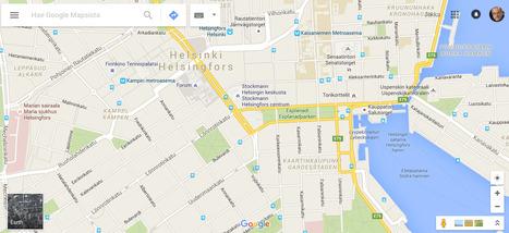 kajaani google maps pillun hieronta