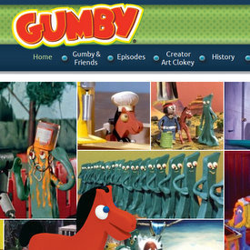 Google Doodle Honors Gumby Creator Art Clokey's 90th Birthday