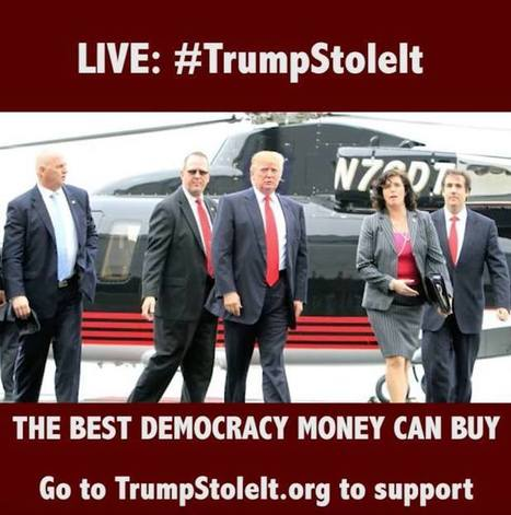 "WATCH IT TODAY: ""The Best Democracy Money Can Buy: The Movie"" 
