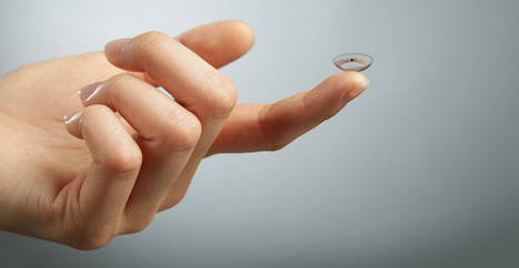 Google Strikes Smart Contact Lens deal to track Diabetes and Cure Farsightedness | Digital Cinema - Transmedia | Scoop.it