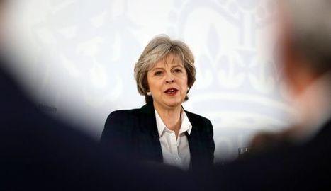 Libre-échange: Theresa May pointe un pistolet sur la tempe des Européens | Econopoli | Scoop.it