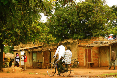 Small idea, big impact: How bicycles can improve lives in Africa   Game Guides in Africa..   Scoop.it