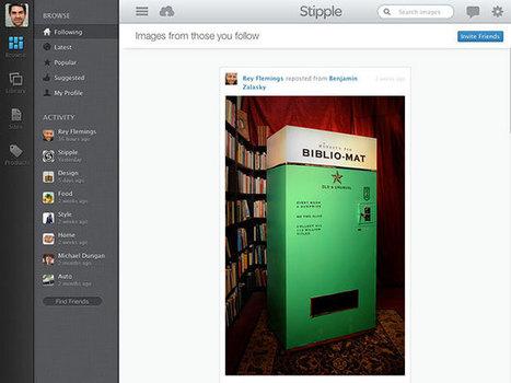 Stipple : un service pour rapatrier toutes ses photos | Je, tu, il... nous ! | Scoop.it