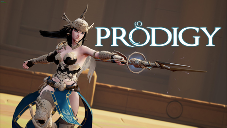 Gamescom 2016 : Prodigy, du RPG français avec des figurines NFC   NFC marché, perspectives, usages, technique   Scoop.it