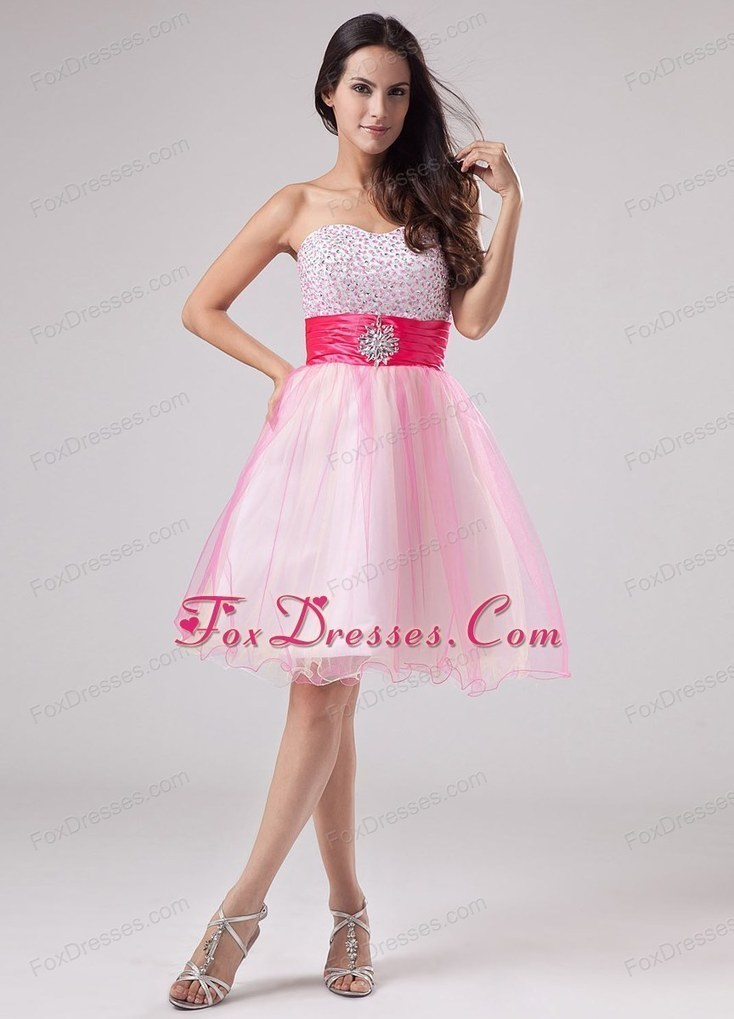 d6dad86dfa4 Night Colorful Homecoming Party Dress