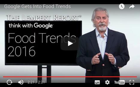 SupermarketGuru - Google Gets Into Food Trends | Charliban Worldwide | Scoop.it