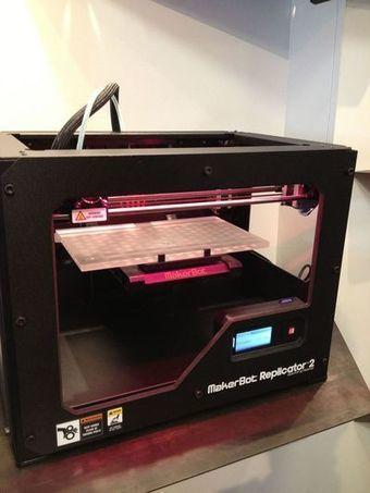 L'impression 3D tient salon à Paris - L'Express | Opinion et tendances numériques | Scoop.it