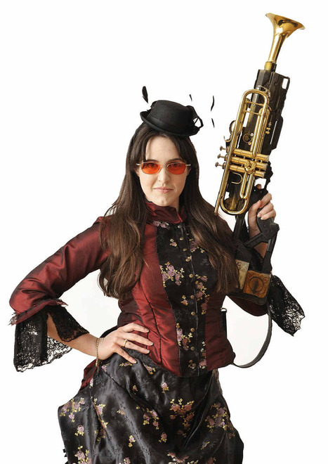 Steampunk to a tea - The Queensland Times | Steampunk Elsewhere | Scoop.it