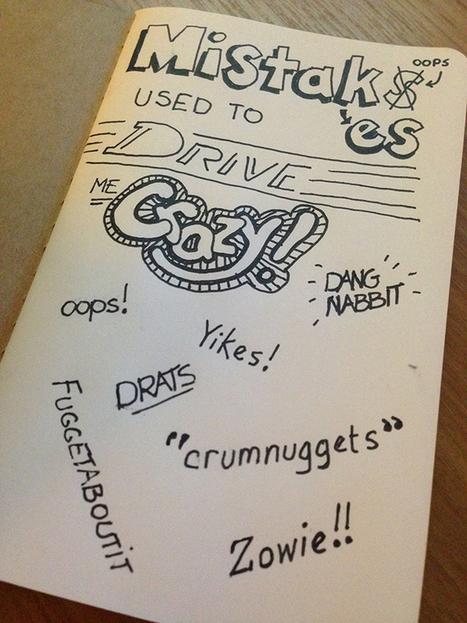 Preparing to #Sketchnote: Live Sketching or Post ... - LearnNuggets   SKETCHNOTING   Scoop.it