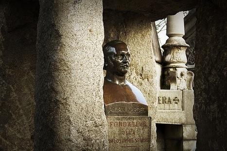 1869 - Le secret de la tombe de Kardec | Paris Unplugged | Scoop.it