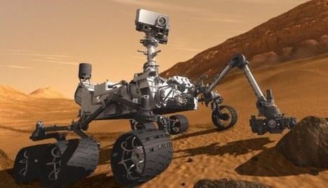Mars : Découvrez la planète rouge dans la peau de Curiosity | Geeks | Scoop.it
