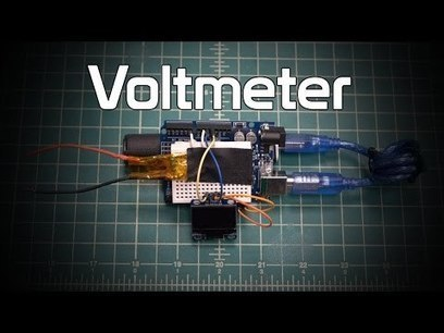 Simple Arduino Voltmeter • /r/arduino | Raspberry Pi | Scoop.it
