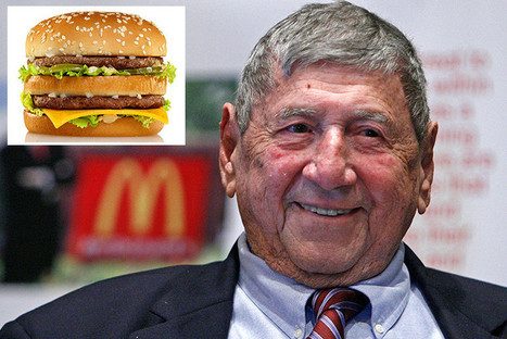 Big Mac inventor dies aged 98 nearly 50 years after creating iconic burger | Thinking, Learning, and Laughing | Scoop.it