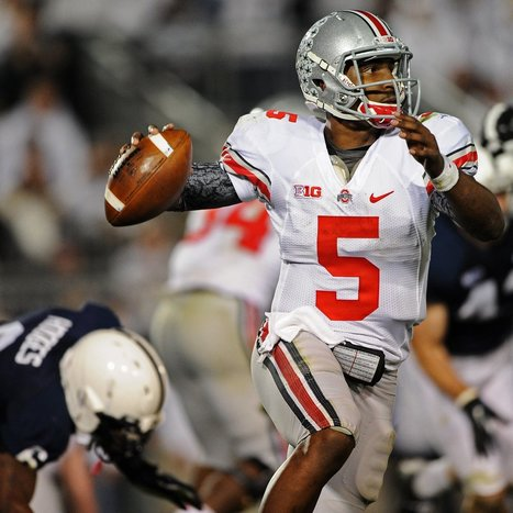 Power Ranking Braxton Miller's Go-to Weapons on Offense | Ohio State football | Scoop.it
