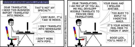 Why Google Translate was developed | Translation and Localization | Scoop.it