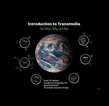 Introduction to Transmedia Class: New ways to think about Digital Storytelling | Teaching Digital Writing | Scoop.it