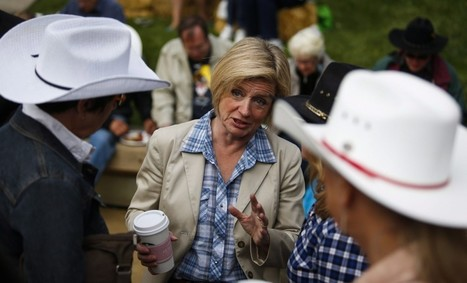 Rachel Notley's speech to the Stampede Investor Forum - Macleans.ca | Energy Trends Highlighted By Social Media ROi | Scoop.it