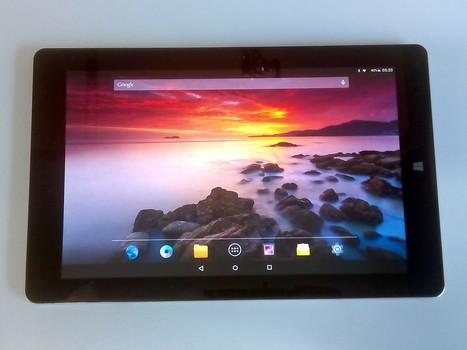 CHUWI HI10 PRO, una muy interesante Tablet híbrida dispuesta a sorprender - Ubuntizando.com | Web Hosting, Linux y otras Hierbas... | Scoop.it