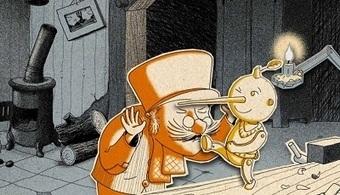 Pinocchio ! un joli livre numérique sur iPad | IDBOOX | Les Enfants et la Lecture | Scoop.it