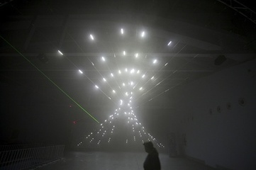n-Polytope, Behaviors in Light and Sound after Iannis Xenakis | arslog | Scoop.it