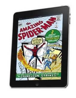 180 % d'augmentation pour la bande dessinée numérique en 2012 aux USA » Le Rapide du Web | EdiNum | Scoop.it