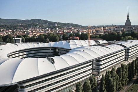 COMPLETATO l'edificio di Foster all'Università di Torino | The Architecture of the City | Scoop.it