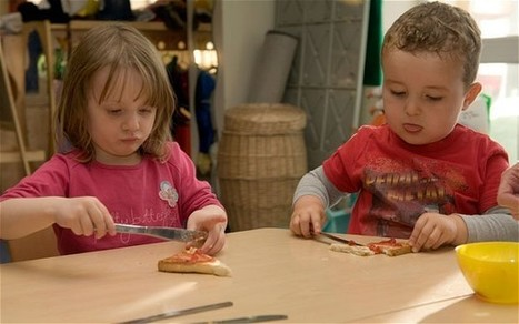 Parents' low expectations 'condemning toddlers to a life of underachievement' | Dyslexia and Early Literacy Success for All Students | Scoop.it