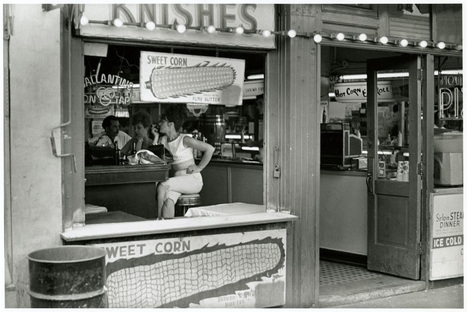 James Jowers (America, 1938-2009) Coney Island,... | DODGE AND BURN | Photography | Scoop.it