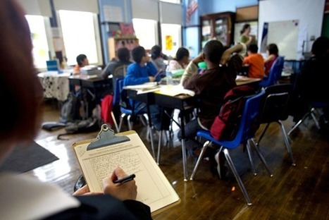 Class observation: beyond the obvious | ICT helping the book | Scoop.it