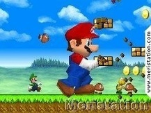 Descargar New Super Mario Bros Nintendo Ds