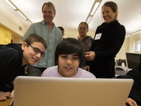 Video game invades classroom, scores education points   USAToday.com   The Business of Video Games   Scoop.it