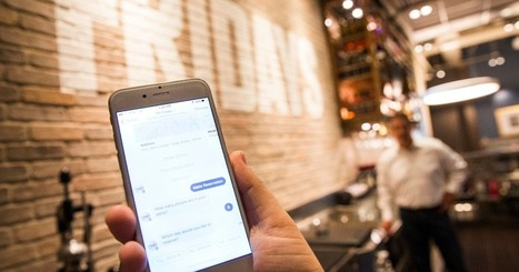 Why Texas companies see chatbots as the path to finding, guiding customers  | SocialMediaRestaurants.com | Scoop.it