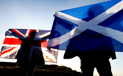 Scottish independence: Keeping pound without currency union 'would see banks relocate' | ESRC press coverage | Scoop.it