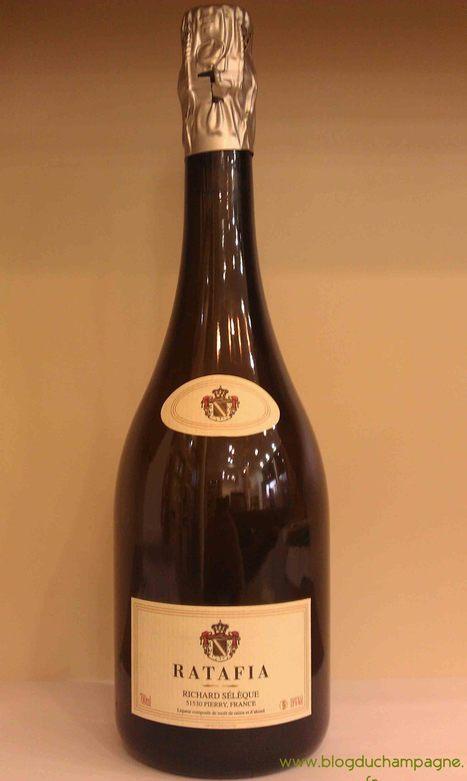Séléction de 3 ratafias de Champagne | champagne & marketing | Scoop.it