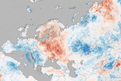 Nombreuses anomalies des températures observées pour ce mois de juillet | L'expérience consommateurs dans l'efficience énergétique | Scoop.it