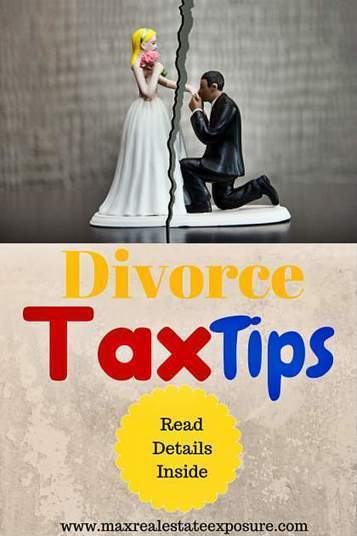 Tax Tips For Divorcing Homeowners | Real Estate Clips | Scoop.it