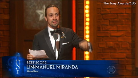 Lin-Manuel Miranda Powerfully, Movingly, Eloquently Expresses Solidarity With Orlando | US Magazine | Inside Voiceover—Cutting-edge Insights + Enlightening, Entertaining News for Voiceover Professionals | Scoop.it
